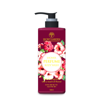 SECRET GARDEN – PERFUME SHOWER BODY WASH
