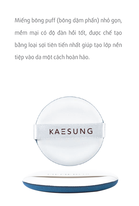 kaesung-loveskin-Body-puff-